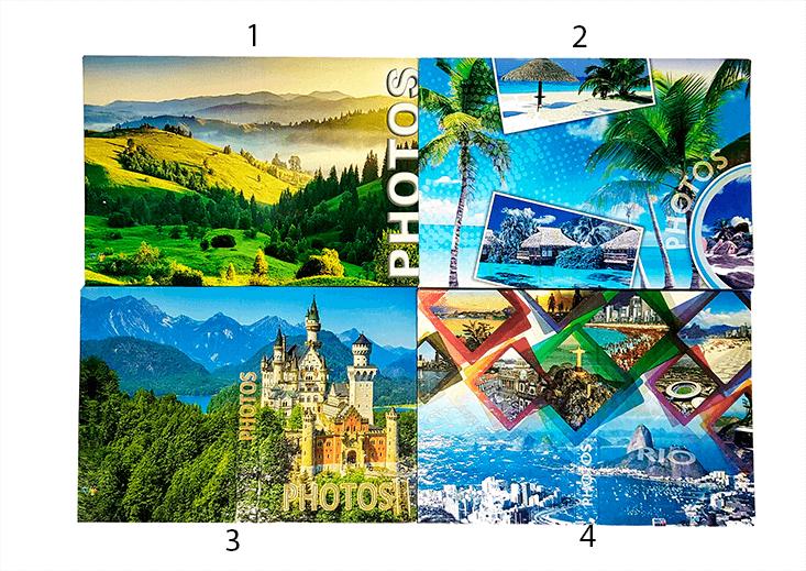1 Album A Sua Escolha 40 Fotos 10x15    12 modelos