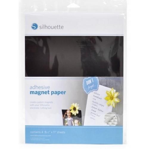 Adesivo Magnetico Silhouette 22 8cm X 28cm