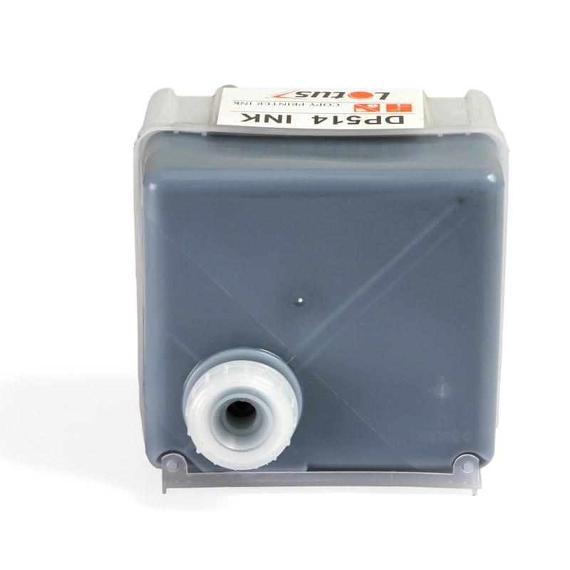 Tinta Compatível Preto p/ Duplicador Digital DP514 - 600ml