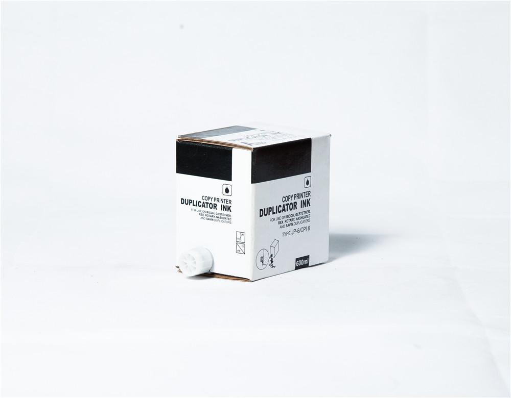 Cartucho de Tinta Compatível Lotus p/ Duplicador CPI6 JP6 - 600ml