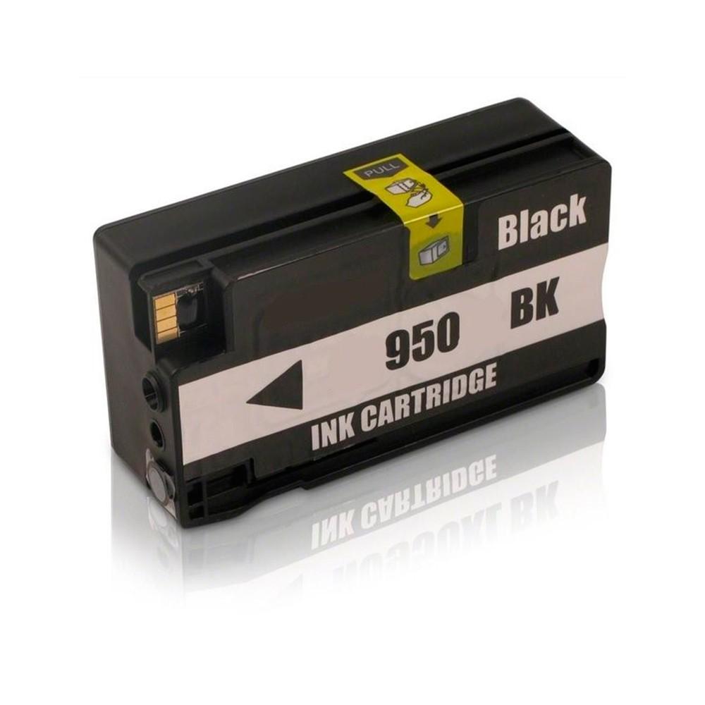 Cartucho de Tinta Compatível  950 CB336Z Preto p/ HP - 70ML