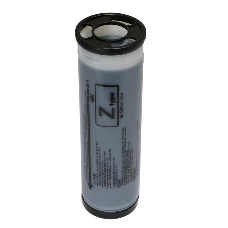 Tinta Compatível Preta p/ Duplicador EZ RZ - 1000ml
