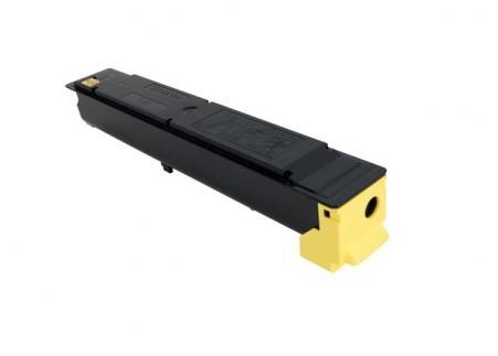 Cartucho Toner ZEUS para Kyocera TK5207 YELLOW C/ CHIP - 12K