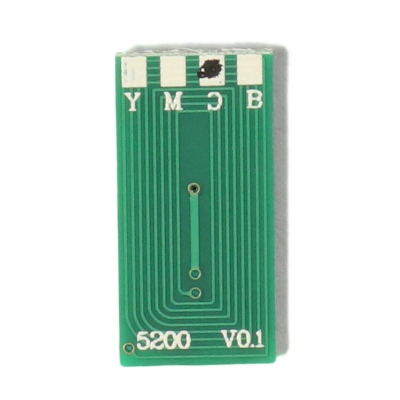 Chip Compatível Ciano p/ Ricoh MPC 2551 - 9.5k