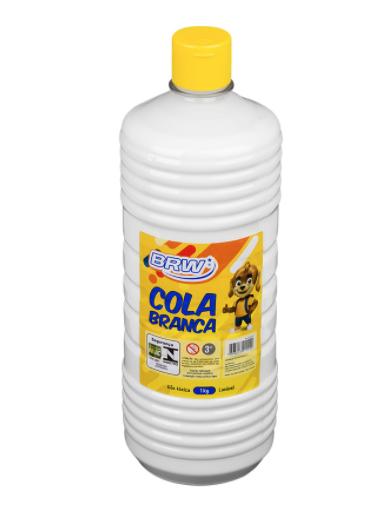 Cola Branca Líquida BRW 1000gr