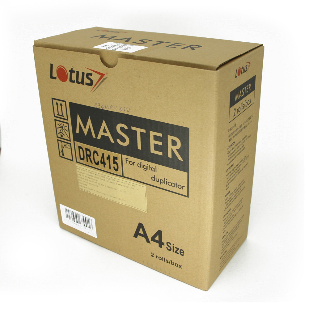 Master P/ Duplo DRC415 A4 100mt Lotus