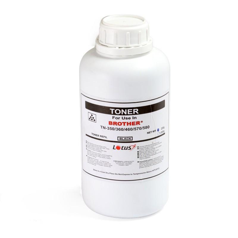 Refil de Toner Compatível Lotus p/ Brother 8040 8060 - 220g