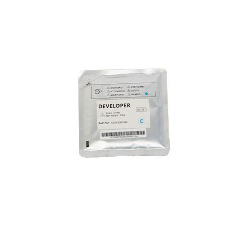 Revelador Compatível Ciano RHB p/ Konica Minolta C224