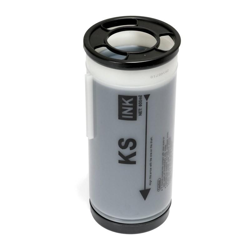 Tinta Compatível Lotus Preto p/ Duplicador KS - 800ml