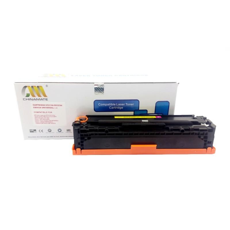 Toner Chinamate CB543A CE323A Magenta para HP M251nw M276nw