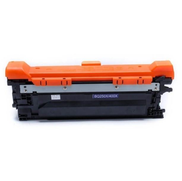 Toner Compatível Chinamate CE250X CE400X Preto p/ HP - 11K