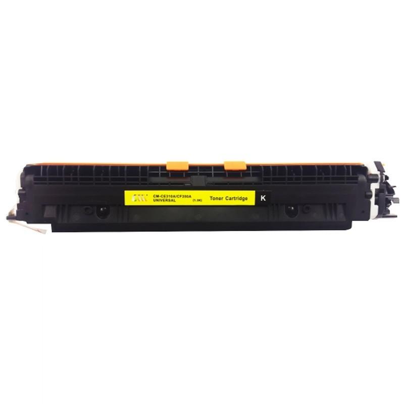 Toner Compatível Chinamate CE310a 126a BK p/ HP M175 M275