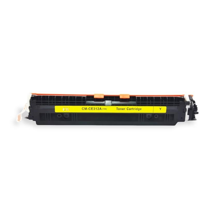 Toner Chinamate Ce312ab 126a Amarelo para Hp Cp1025 1020