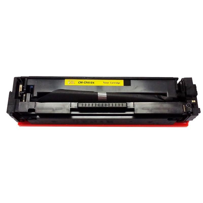 Toner Compatível Chinamate CF410X Preto p/ HP M452DN M452DW