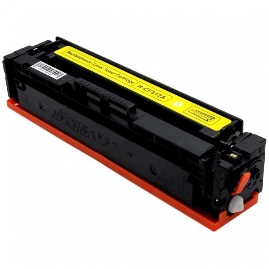 Toner Compatível Chinamate CF512A CF532A Yellow p/ HP M154