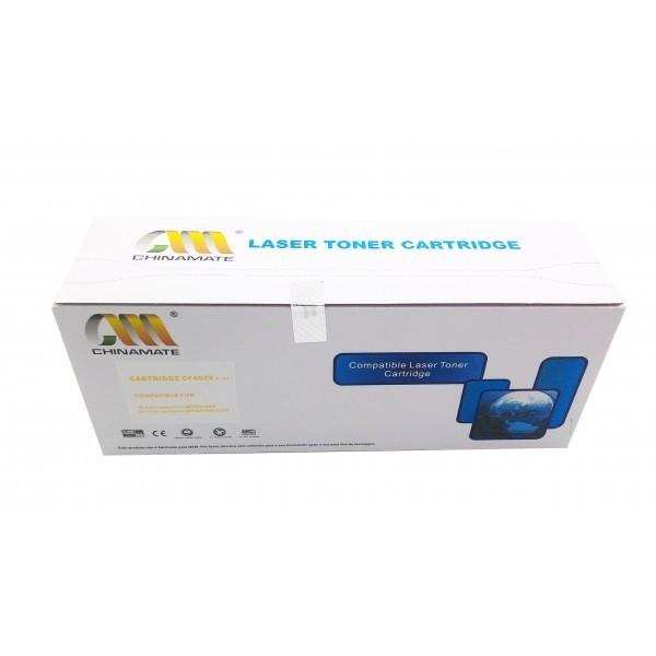 Toner Compatível Chinamate CF402X Amarelo p/ HP