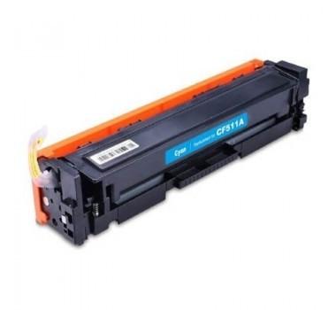 Toner Compatível Chinamate CF511A CF531A Cyan p/ HP M154 M180