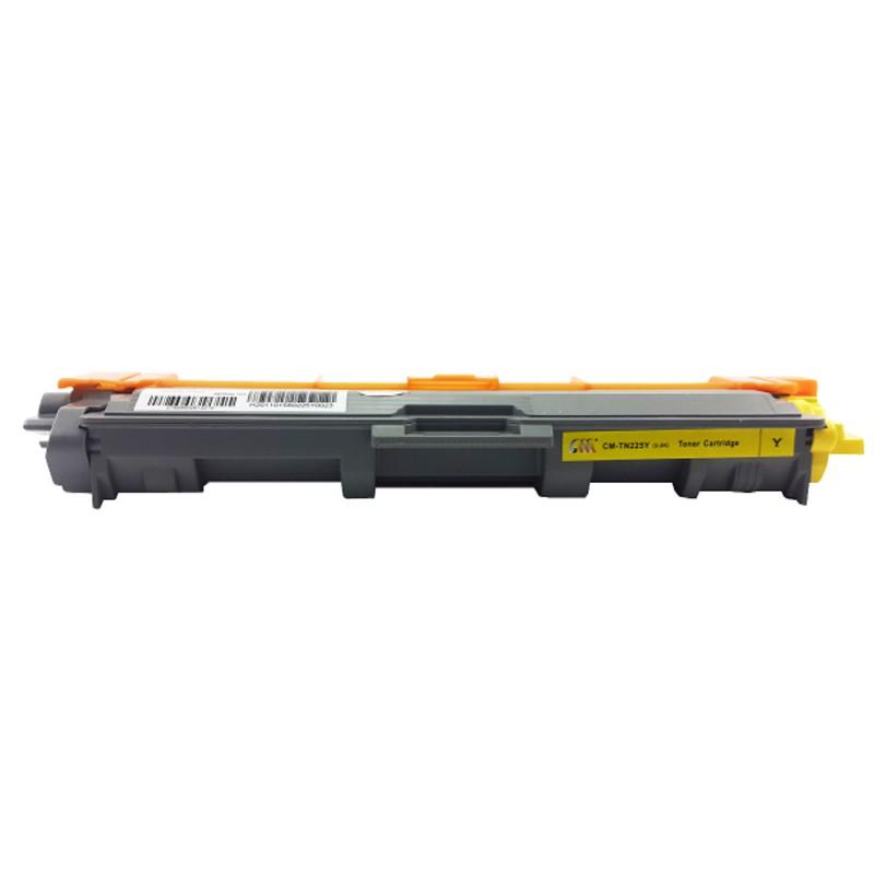 Toner Compatível Chinamate Tn221 Amarelo P/ Brother Hl3140