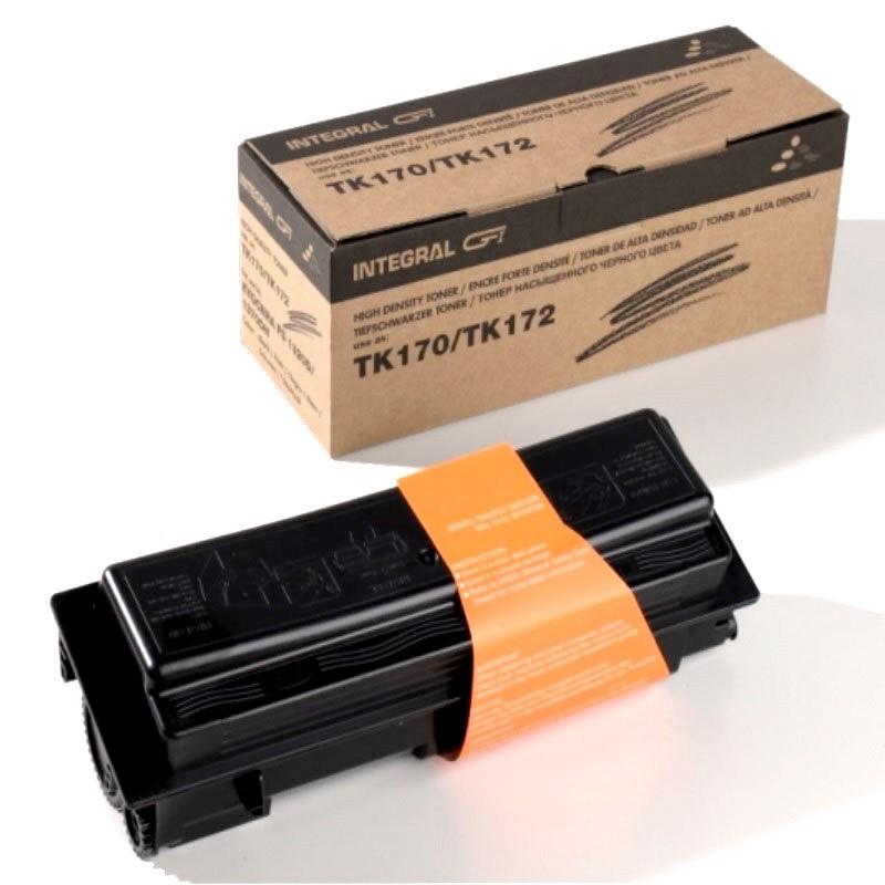 Toner Compatível Integral TK172 p/ Kyocera c/chip - 7.2k