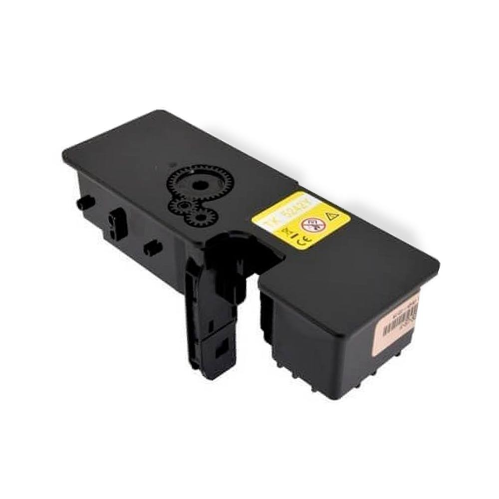 Toner compatível Integral TK5232 Amarelo com Chip p/ Kyocera