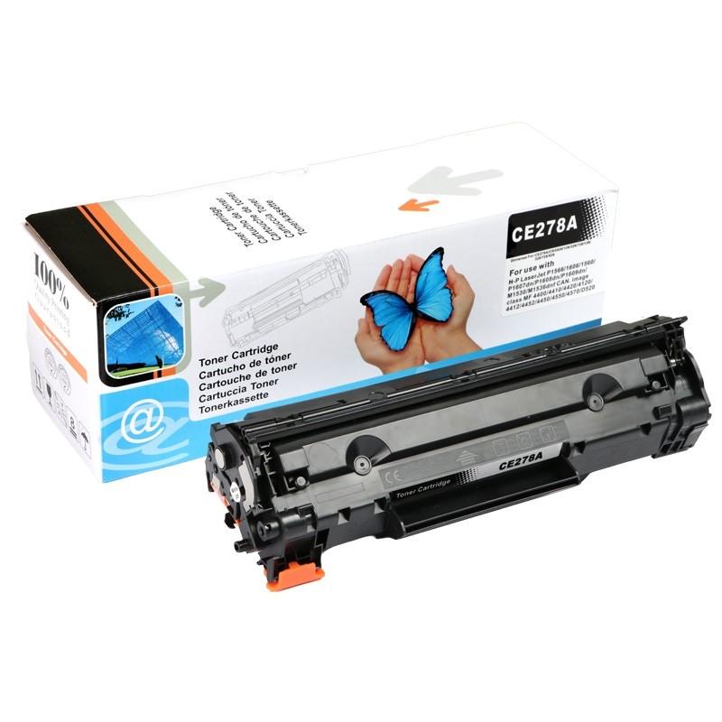 Toner Compatível Lotus CE278A 278a p/ HP - Kit com 4