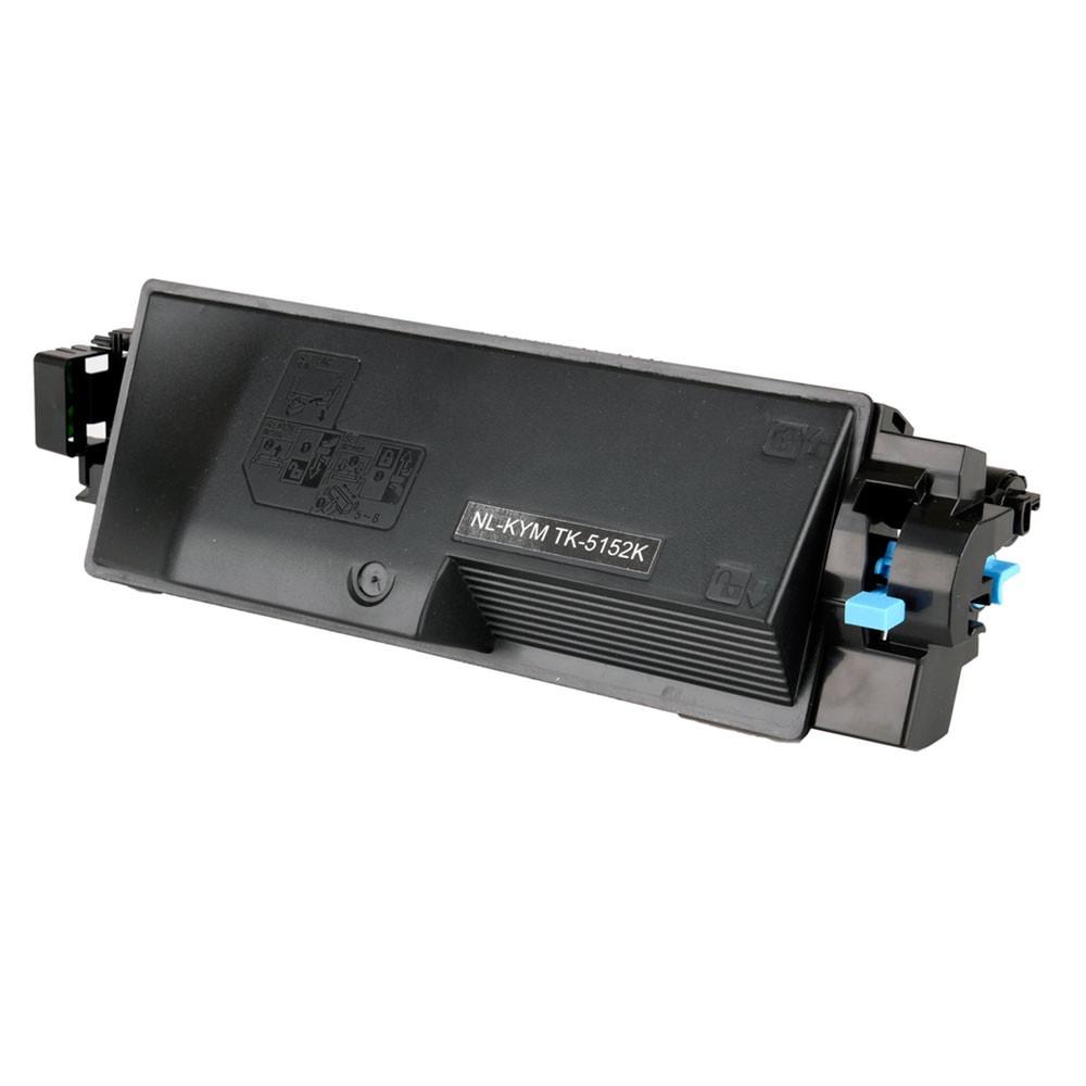 Toner Compativel para Kyocera Tk5152 Black com Chip 12k Zeus