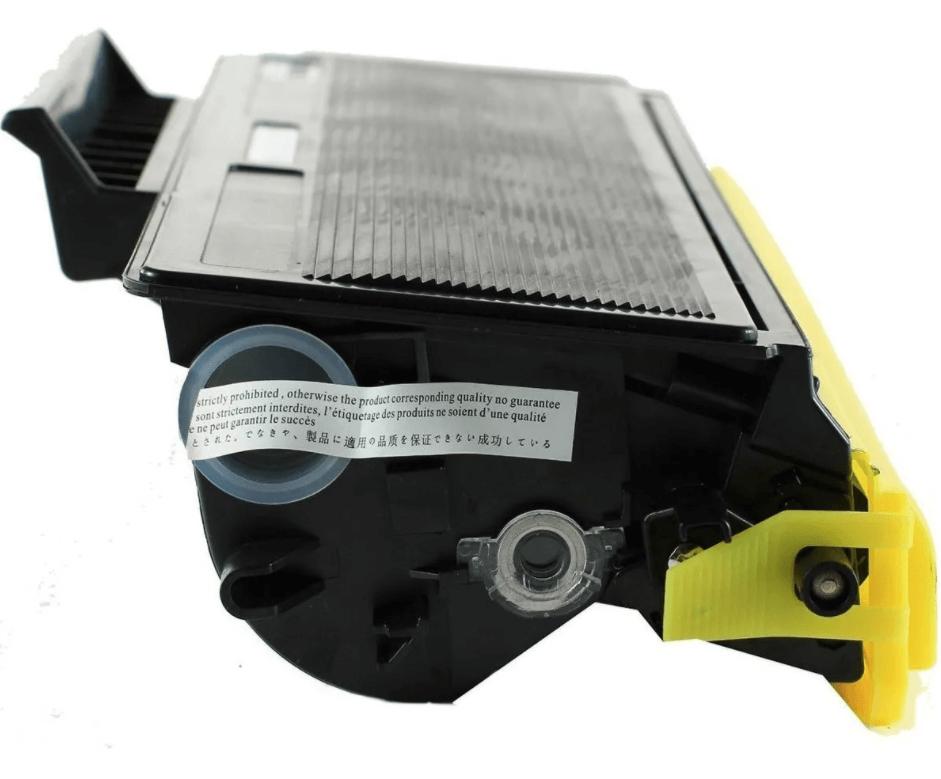 Toner Compatível TN580 TN650 Preto p/ Brother - 8K