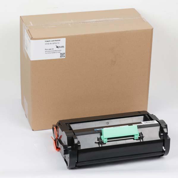 Toner Compatível Zeus p/ Ricoh SP5210 - 25k