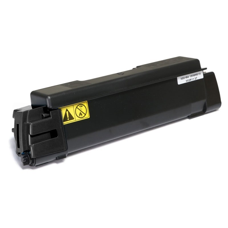 Toner Compatível Zeus TK592 Black p/ Kyocera - 9k