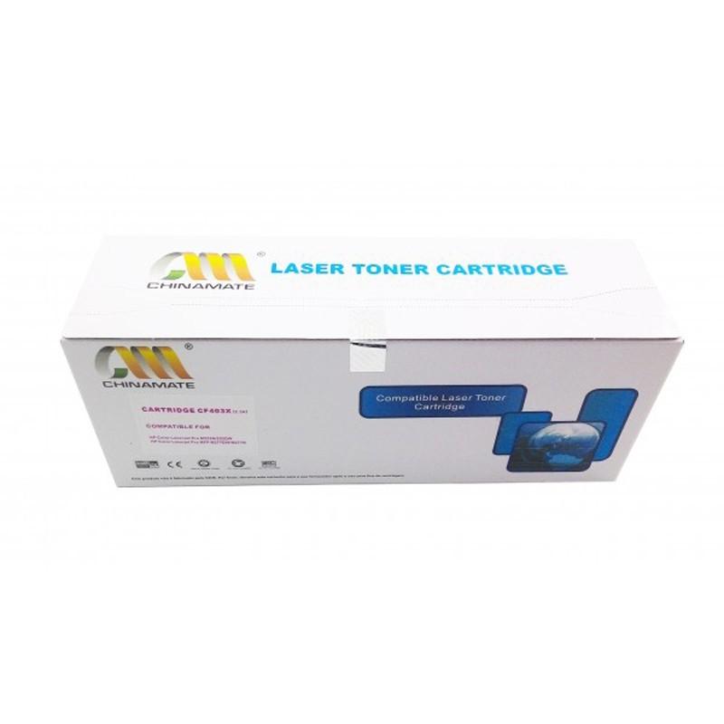 Toner Compatível Evolut CF403X Magenta p/ HP M252DW M277DW