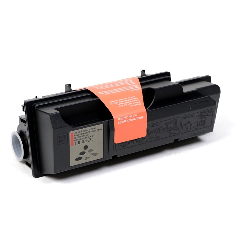 Toner Integral Compatível TK362 TK360 p/ Kyocera FS4020D