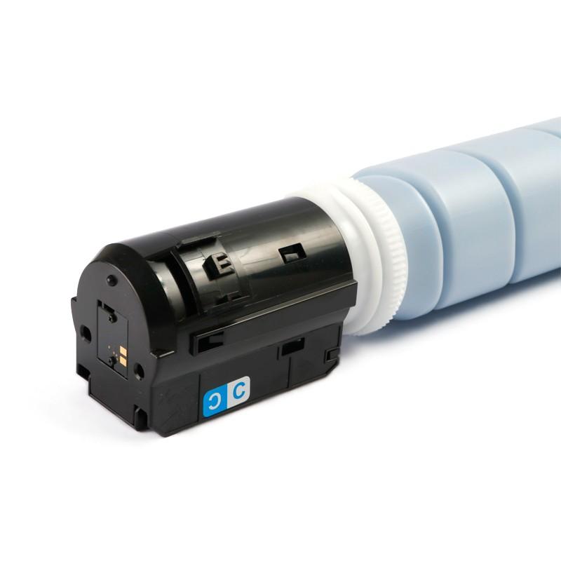 Toner Compatível Integral GPR-53 Cyan p/ Canon IR C3325 - 19k