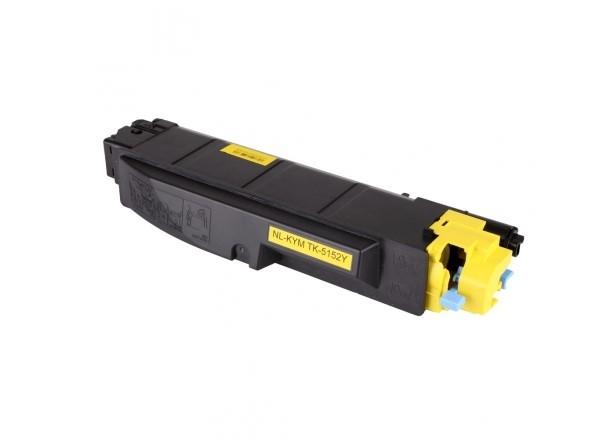 Toner Integral  para kyocera Tk5152 Yellow com chip