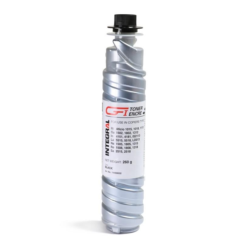Toner Compatível Integral p/ Ricoh AF1015 AF1018