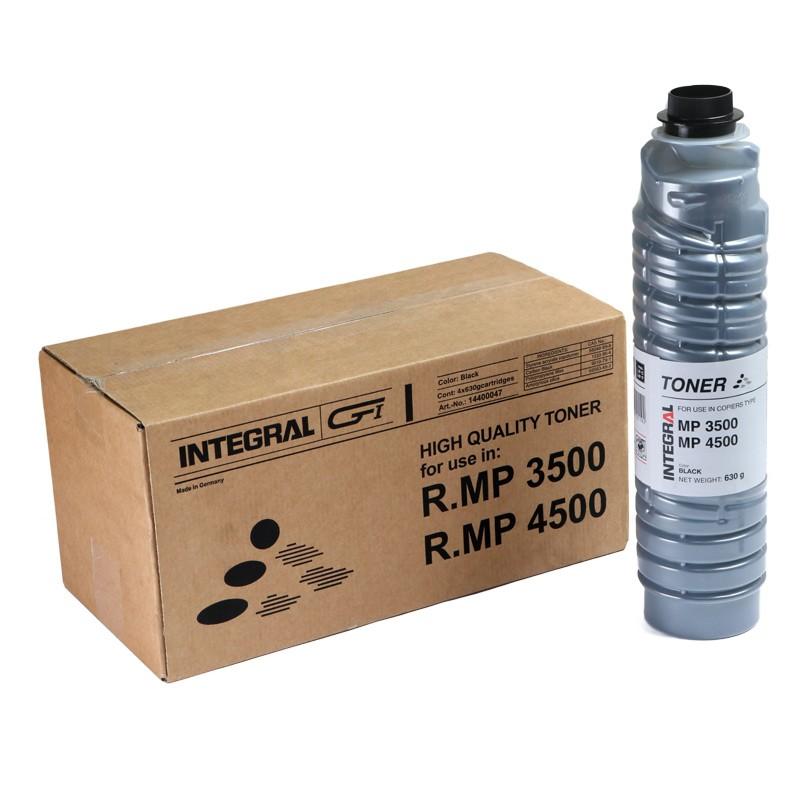 Toner Compatível Integral p/ Ricoh MP3500 MP4500 - 30k