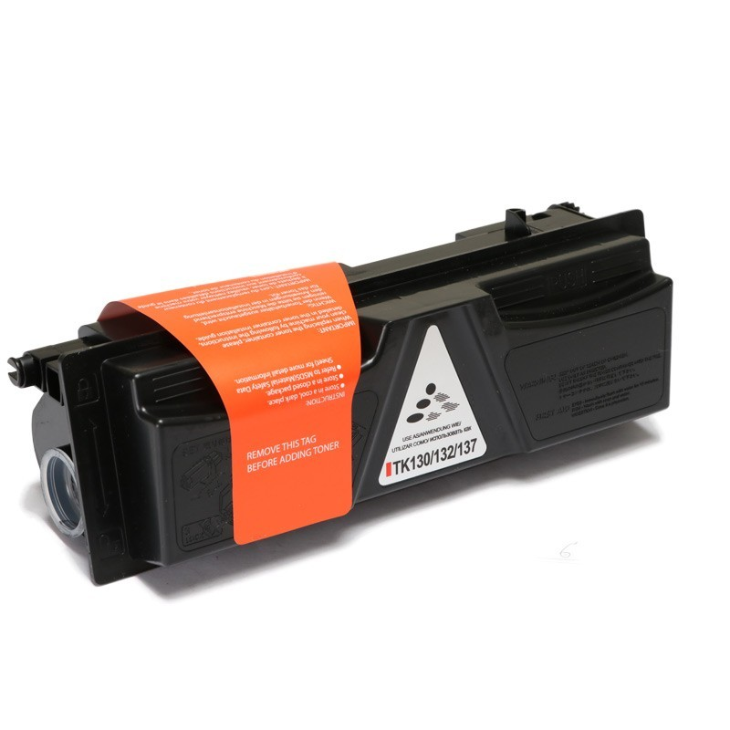 Toner Compatível Integral TK130 p/ Kyocera s/chip - 7.2k