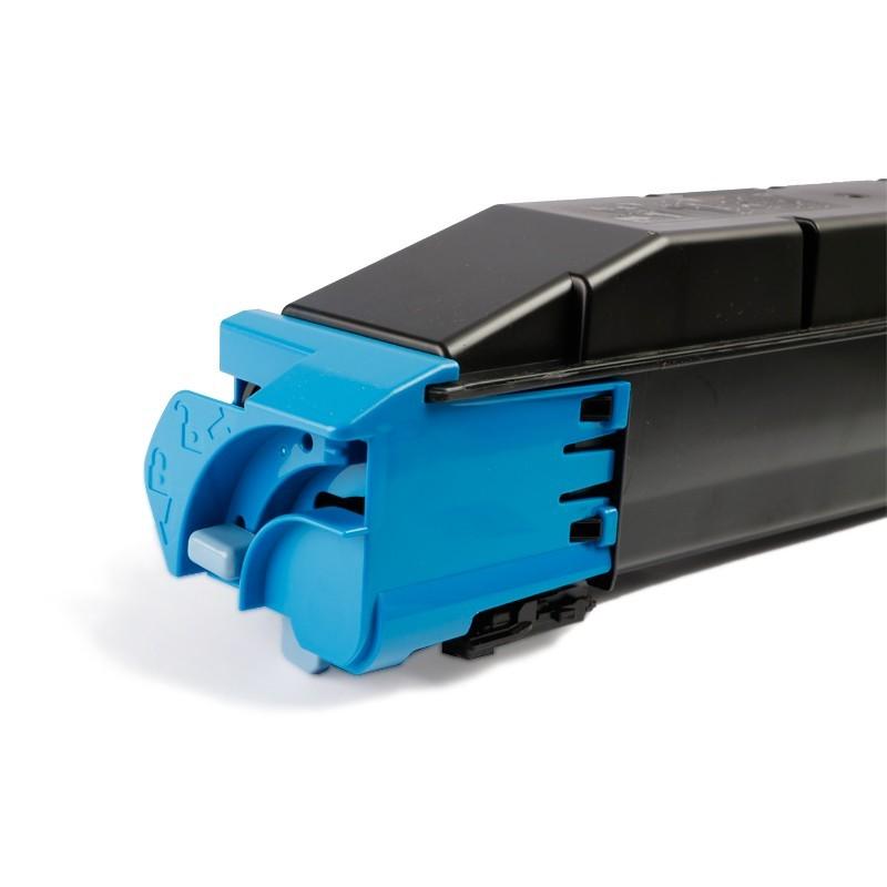 Toner Compatível Integral TK8307 Cyan p/ Kyocera c/chip -15K