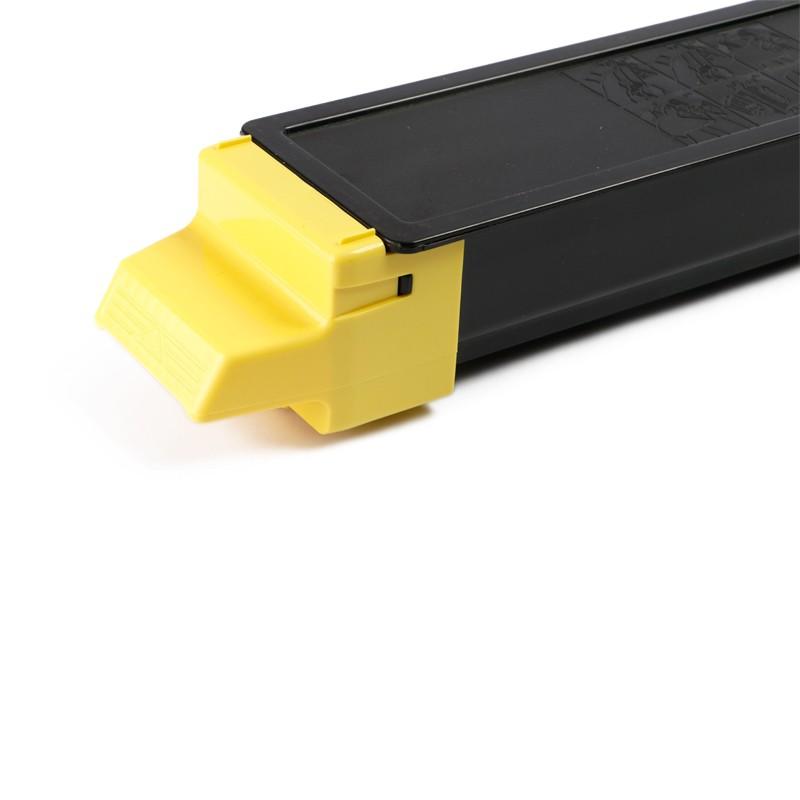 Toner Compatível Integral TK897 Amarelo p/ Kyocera - 6K