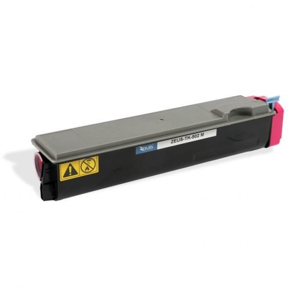 Toner Compatível Zeus TK502 Magenta p/ Kyocera FS C5016
