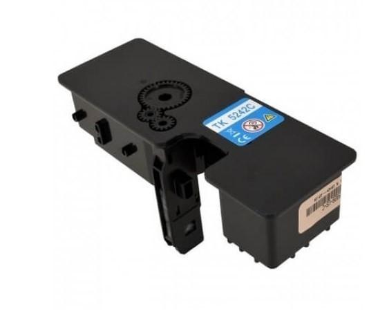 Toner P/ Kyocera Tk5242 Cyan C/chip (3k) Cart. Zeus