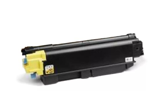 Toner Compatível Zeus TK5282 Amarelo p/ Kyocera c/chip - 11K