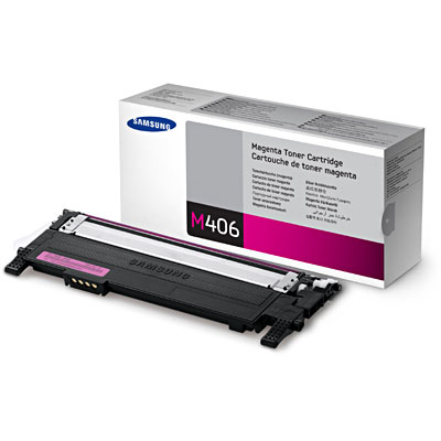 Toner Samsung CLT-M406S   Magenta para CLP-360   C460W