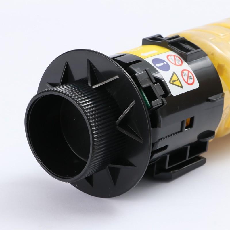 Toner Compatível Zeus Yellow p/ Ricoh MP C3503 c/chip - 18K