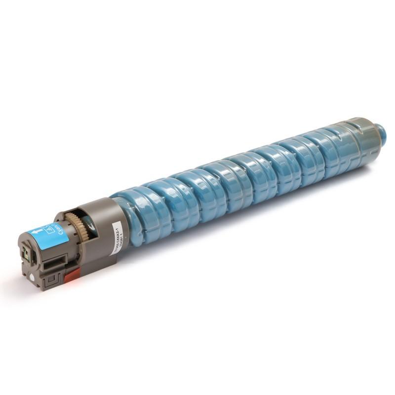 Toner Compatível Zeus Cyan P/ Ricoh MPC4502 c/chip - 22.5k