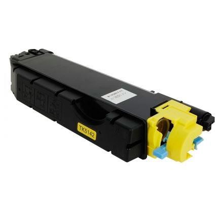 Toner Zeus para Kyocera Tk5142 Amarelo com Chip 5k