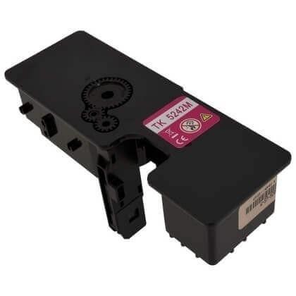 Toner Zeus para Kyocera Tk5242 Magenta com Chip 3k