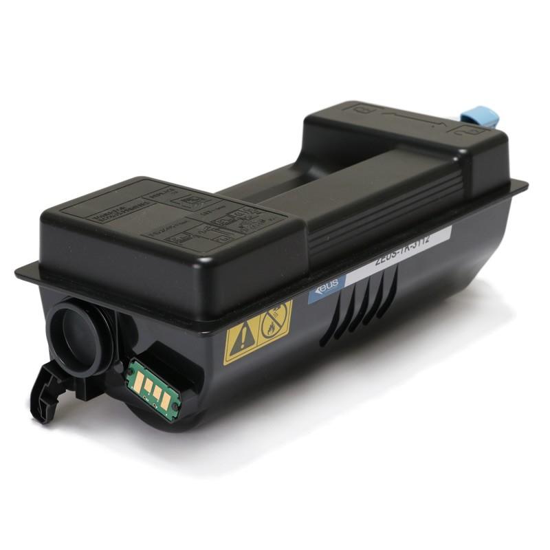 Toner Zeus TK3112 TK3114 p/ Kyocera FS4100dn FS4200dn c/Chip