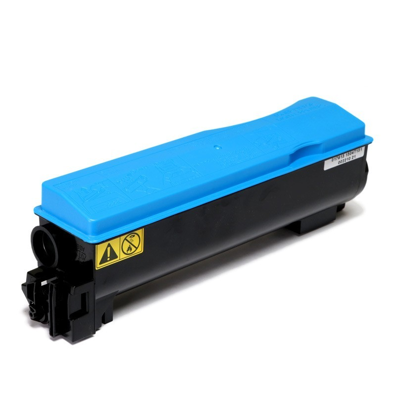 Toner Compatível Zeus TK562 Cyan p/ Kyocera c/chip - 10k