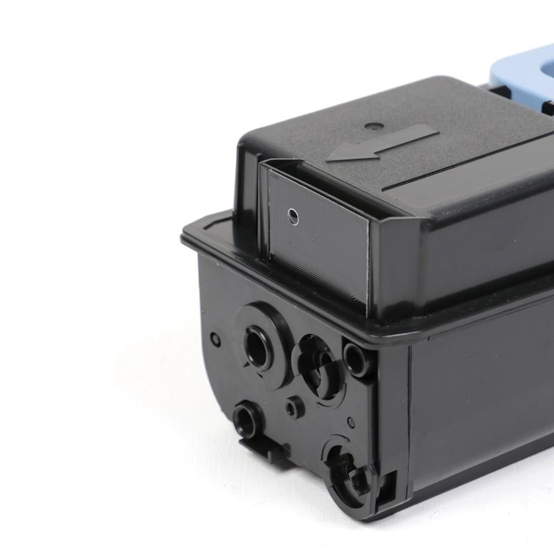 Toner Compatível Zeus TK857 Yellow p/ Kyocera 400CI c/ Chip