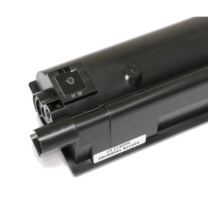 Toner Compatível Zeus TK582 Preto p/ Kyocera c/chip - 5.5k